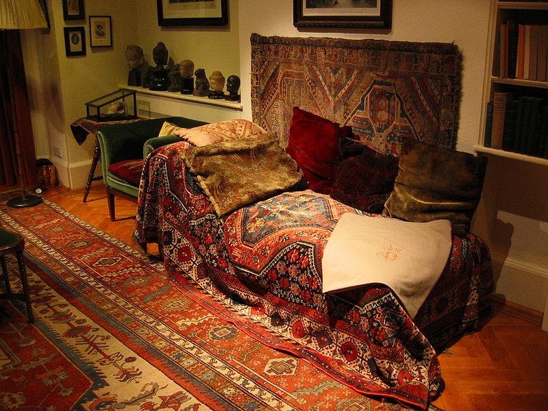 Sigmund Freuds Couch